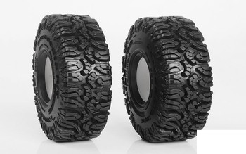 """RC4WD Milestar Patagonia M/T 1.9"""" 4.7"""" Tires Z-T0184  1.9 scale tyre WIDE TRX-4"""
