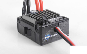 Outcry III Dual Motor Waterproof ESC Z-E0114 RC4WD Brushed LiPo 3A BEC 320 amp