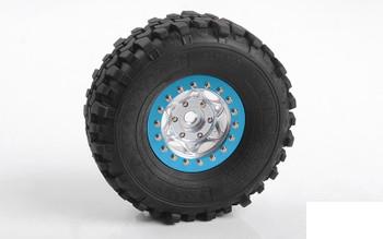 """RC4WD Walker Evans 501 Legend 1.55"""" Beadlock Wheels Z-W0319 Scale Wheel RC"""