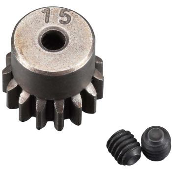 Pinion Gear 32P 15T Steel 3mm Motor Shaft AX30726 Axial SCX10 II RR10 SMT10 RC