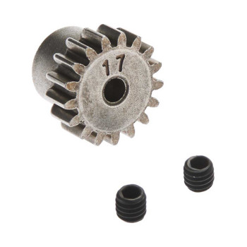 Pinion Gear 32P 17T Steel 3mm Motor Shaft AX30728 Axial SMT10 RR10 Bomber RC