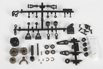 Transmission 2 Speed Gear Set SCX10 II AX31440 Axial CONVERSION for AX31439