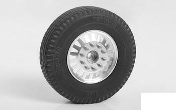 Roulette Semi Truck Front Wheels Z-W0301 RC4WD