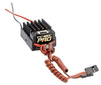 Castle BEC Pro - 20A Voltage Regulator, 50V Max CC0401 Castle Creations 20 amp