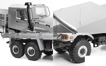 1/14 Overland 6x6 RTR RC Truck Utility Bed VV-JD00038 RC4WD 2 Speed lock Diffs