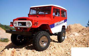 RC4WD Gelande II RTR Truck Cruiser Body BFGoodrich 150th Anniversary Z-RTR0102