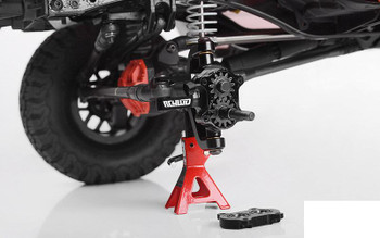 Replacement CVD Axles Gears Portal FRONT Axle for Axial AR44 Z-S1942 RC4WD AR-44