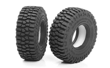 "RC4WD BFGoodrich Krawler T/A KX 1.7"" Tires Z-T0189 94 x 35mm Detailed RC Tyre"