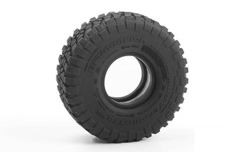 "RC4WD BFGoodrich Mud Terrain T/A KM2 1.55"" Tires Z-T0190 98 x 36mm Scale Tyre"