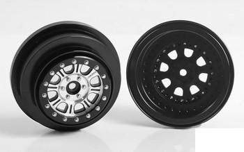 Raceline Monster 2.2 / 3.0 Traxxas UDR Beadlock Wheels FRONT Z-W0302 RC4WD