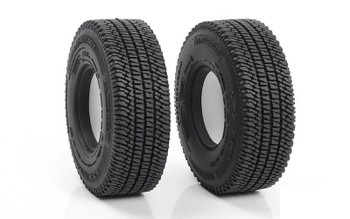 "RC4WD Michelin LTX A-T2 1.7"" Tires Z-T0194 95mm OD road tyre"
