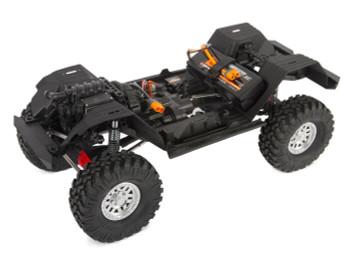 SCX10 III Jeep JL Wrangler 4WD Kit AXI03007 Axial SCX103 dig 2 speed portal axle