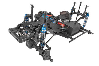 Element RC Enduro Trail Truck Builders Kit EL40102 chassis 10th scale 4x4
