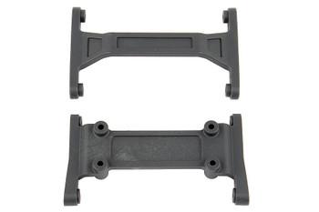 Element RC Enduro Frame Mounting Plates, HARD EL42011 Stiff less flex upgrade