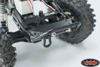 Fitted to SCX10 chassis