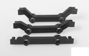 PLASTIC Bumper Mount For Trail Finder 2 DIRECT REPLACEMENT brace support TF2