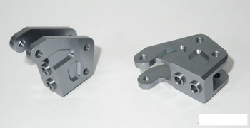 SSD Diamond Axle Link Mounts for SMT10 (Grey) SSD00416 Axial  suspension shock