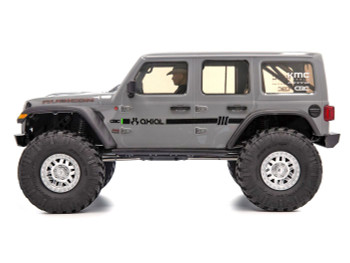 SCX10 III Jeep JL Wrangler 4WD RTR GREY AXI03003T1 SCX103 Ready to Run
