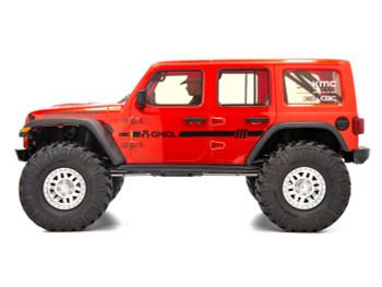 SCX10 III Jeep JL Wrangler 4WD RTR ORANGE AXI03003T2 SCX103 Ready to Run