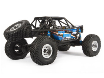 RR10 Bomber 1/10 4WD RTR Blue AXI03016T1 Axial 2 speed metal gear 3S Rock Racer