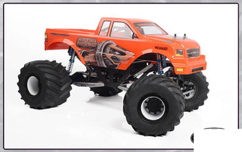 RC4WD Carbon Assault 1/10th Monster Truck w/ Manticore Lexan Body Set Z-RTR0041