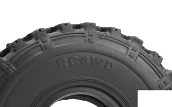 "Rocky Country 1.55"" Truck Tires Z-T0022 RC4WD X2s Soft 102 x 41mm tyres inc foam"