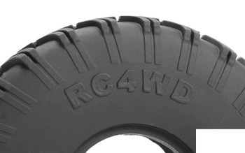 "RC4WD Interco Ground Hawg II 1.55"" 4.19"" Scale Tires Z-T0029 106 x 33mm X2S Tyre"