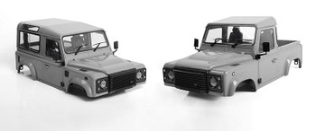 RC4WD 2015 Land Rover Defender D90 Body Set Z-B0215 G2 Gelande II SUV PickUp RC