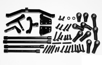 3 Link Kit Trail Finder 2 Front Axle Panhard Hardware INSTRUCTIONS RC4WD Z-S0565