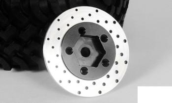 "5 lug 1.9"" Beadlock Wheel BRAKE ROTOR DISC Hex Hubs Adaptor RC4WD Z-S0532 RC"