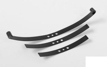 Soft Steel Leaf Spring Trail Finder 2 4 Sets 25% softer MORE Flex RC4WD Z-S0518