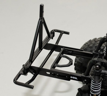 Tough Armor Spare Tire Carrier fits Axial SCX10 Z-S0284 shackle mounts RC4WD