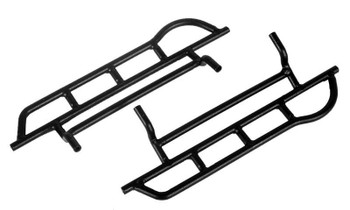Tough Armor Side Steel Sliders Steps 2 Trail Finder 2 Metal DIRECT FIT Z-S0056