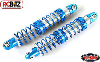 King Off-Road Adjustable Shocks Faux Reservoir 80mm Gelande TF2 Z-D0035 RC4WD