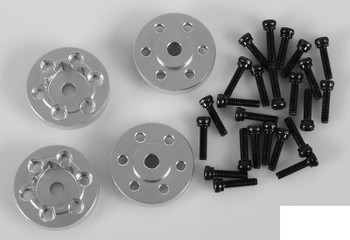 "OEM 1.9 or 2.2 HEX Adaptor conversion for RC4WD OEM steel wheels EASY change[1.9"" Z-S0268]"