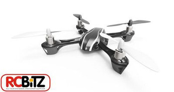 Hubsan X4 Mini Quad MODE 1 RTF with 2.4Ghz Radio System Battery & Six Axia Giro