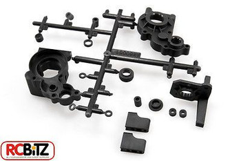 Axial Wraith DIG Transmission Case parts tree SCX10 AX10 gearbox AX80051