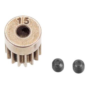 Axial SCX10 Steel PINION gears 15t 48P AX30573 XR10 AX10 Wraith Small Motor Gear