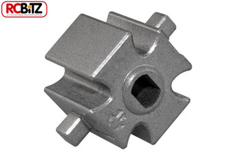 Image of part, supplied in pack of two. Fits AX10 SCX10 Wraith Yeti