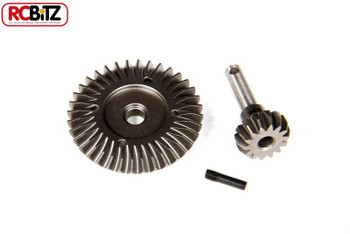 Axial SCX10 AX10 Wraith Yeti Heavy Duty Bevel gear Set OVERDRIVE 36t 14t AX30401