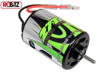 Axial SCX10 Motor Engine 540 size AX10 XR10 Honcho Dingo Wraith inc connectors[27t AX24004 SCX10 Honcho Dingo TR RTR]