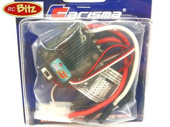 Carisma V6 Type S BRUSHLESS ESC CA14797 for GT14b or GT14 with Brushless motor