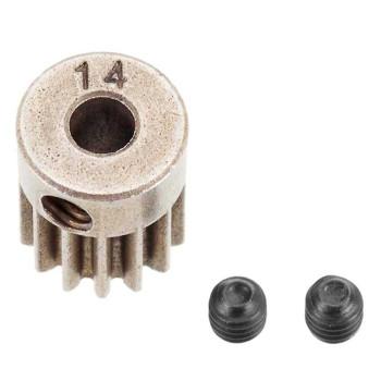 Axial SCX10 Steel PINION gears 14t 48P AX30569 XR10 AX10 Wraith Small Motor Gear