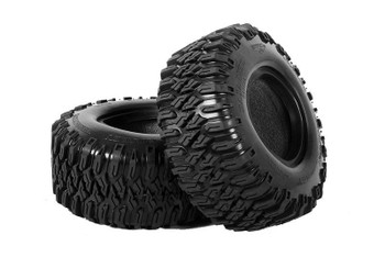 "Mickey Thompson 2.2"" Baja MTZ Scale Tires wide footprint soft compount Tyre"