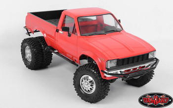 """Double Trouble """"3"""" Aluminum Dually 1.9"""" Glue On Wheels 12mm Hex SILVER Z-W0194"""