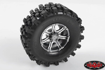 Krypton 1.9 Scale Tires RC4WD Tyre G2 TF2 SCX10 Soft Z-T0130 Scale Soft Rubber
