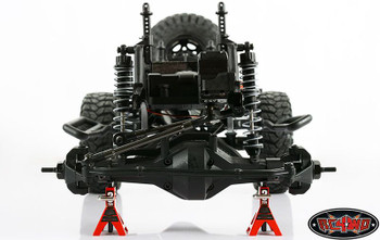 Chassis Mounted Steering Servo Kit w/ PanHard Bar Axial SCX10 CMS Z-S0923 RC4WD