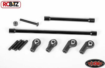 Yota Steering Links Trail Finder 2 axle TF2 link METAL RC4WD Z-S0601 link kit