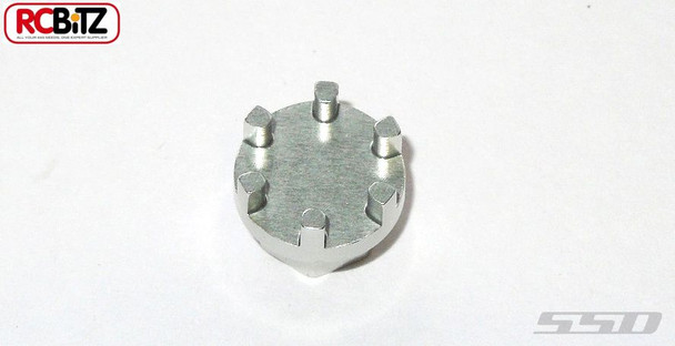 Locking Hub Tool fro SSD Scale Hubs FITS all colours SSD00008 Aluminum SSD-RC