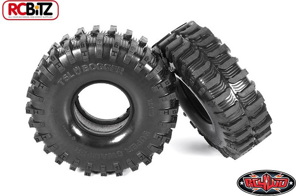 Interco Super Swamper 1.7 TSL / Bogger Scale Tyre RC4WD Siped scale tire Z-T0117